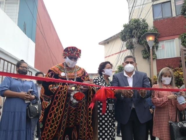 Inauguración de las oficinas de Fundación AYABS en Xalapa, Veracruz, México.